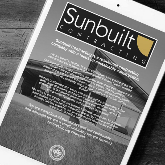 Sunbuilt Contracting